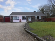 A well-presented detached bungalow with attractive gardens