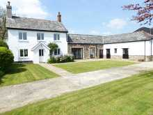 A peacefully located 46 acre farm with an attractive farmhouse...