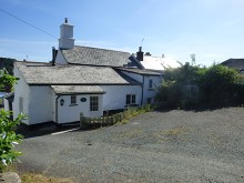 Deceptively spacious two double bedroom period cottage...